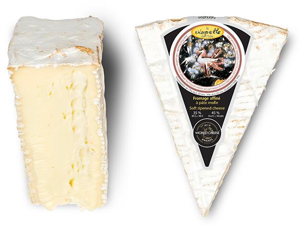 Pointes de fromage du Riopelle de l'Isle