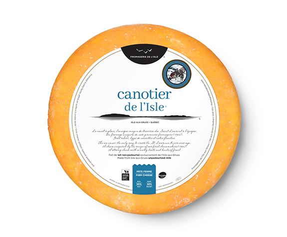 La Canotier de l'Isle - Étiquette